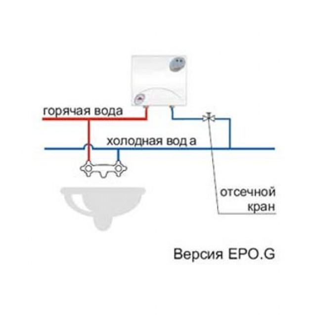 Проточний нагреватель Kospel EPO G6 Amicus