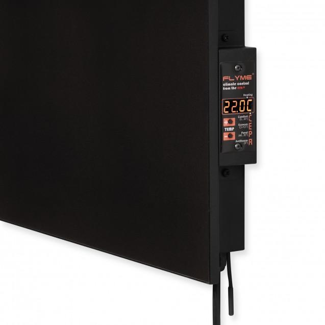 Керамическая отопительная панель 450 Вт на 10 кв.м, FLYME 450РB, черный