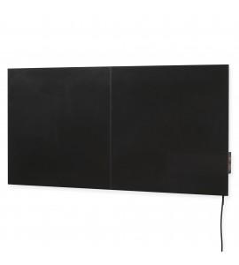 Керамическая отопительная панель FLYME 900РВ черная, площадь до 20 кв.м