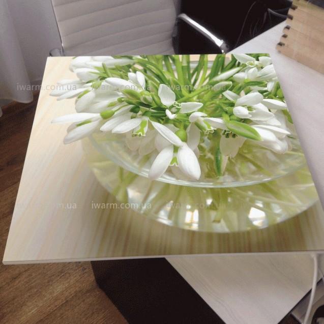 Керамическая отопительная панель FLYME 400 дизайнерская