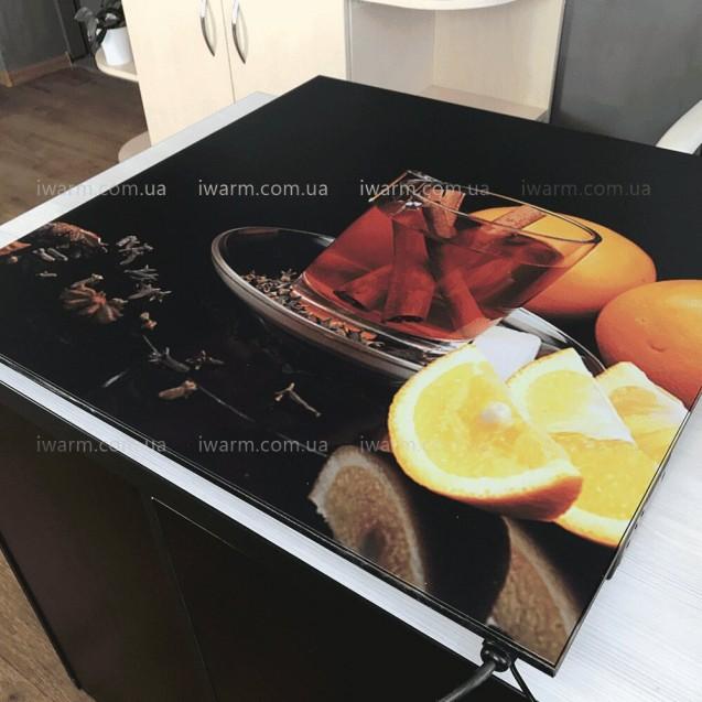 Керамическая отопительная панель FLYME 450Р дизайнерская, площадь до 10 кв.м