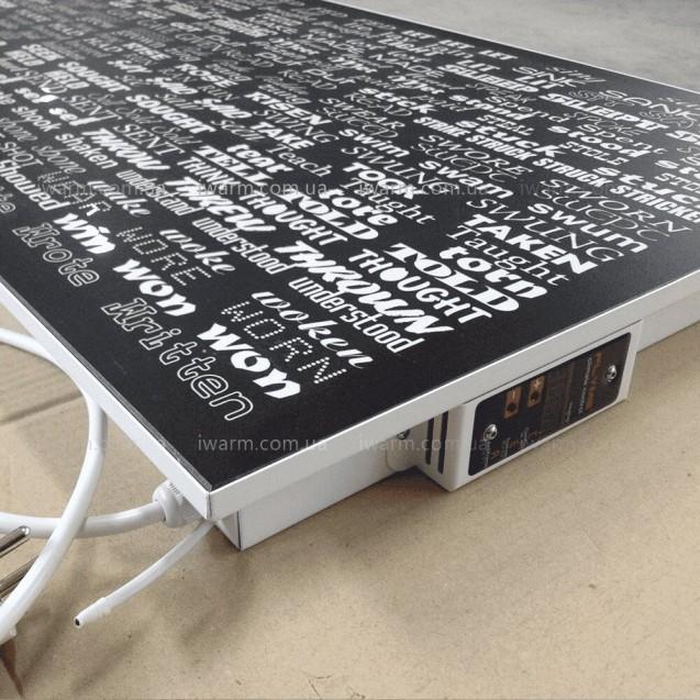 Керамическая отопительная панель FLYME 600Р дизайнерская, площадь до 12 кв.м