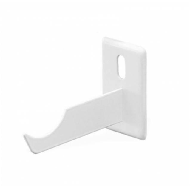 Кронштейн для монтажа секционных электрорадиаторов ERAFLYME, Крючок, цвет белый