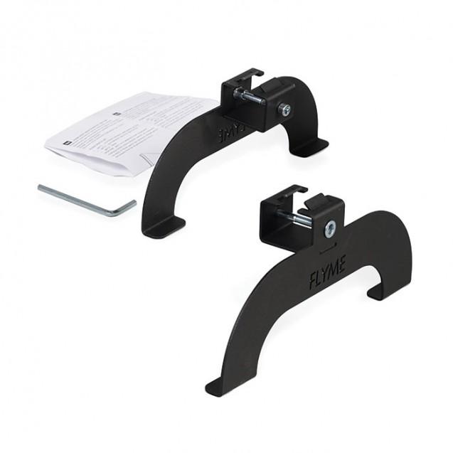 Ножки к Керамической отопительной панели FLYME, черные