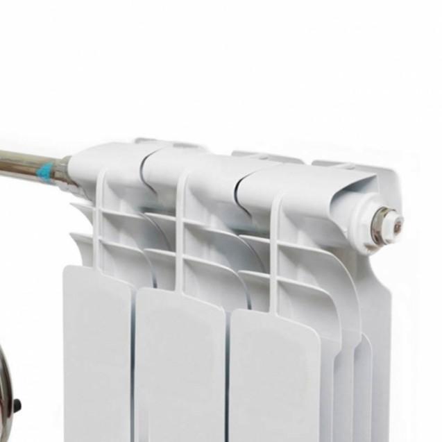 Радиаторный полотенцесушитель змеевик ERAFLYME, Электрорадиатор, 3 секции