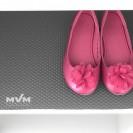 Антискользящий защитный коврик для кухонных полок и ящиков MVM DM-20000 G, серого цвета