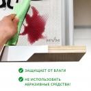 Антискользящий защитный коврик для кухонных полок и ящиков MVM DM-1200 Т, прозрачный