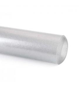 Силиконовая скатерть 0,8х0,9 м, гибкое защитное покрытие для поверхности стола Мягкое стекло MVM PC-900*800/1,5 TMATT, прозрачный матовый